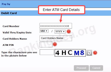 SBI net banking online register activate