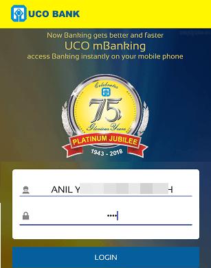 Uco mobile banking login