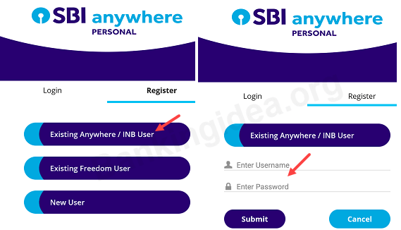 SBI Mobile Banking activation process