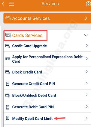 icici debit card international usage