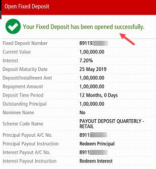 Kotak Bank open Fixed Deposit Online