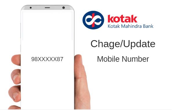 3 Ways To Change Kotak Bank Account Registered Mobile Number