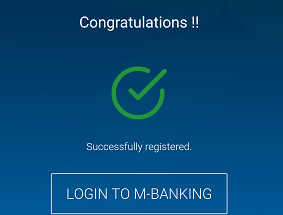 BOI mobile banking registration process
