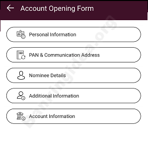Apply India Post Payments Bank Account Online