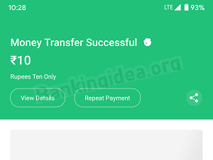 Transfer Money From ICICI Pay Later Account