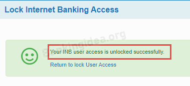 SBI Customers Now Lock/Unlock Net Banking Online