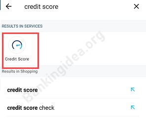 Paytm credit score