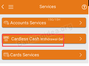 Withdraw Cash from ICICI ATM Without using Debit card