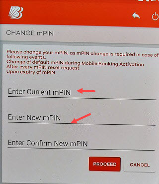 Bank of Baroda Mobile banking M connect plus registration