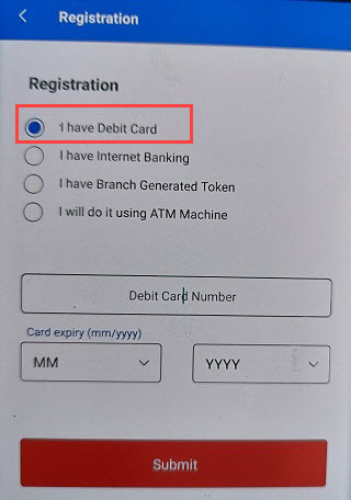 forgot your Central Bank of India (CBI) Mobile Banking Username and login Password