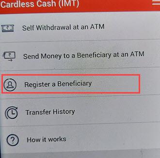 Kotak Cardless Cash Withdrawal Facility