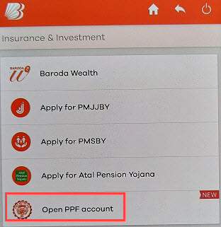 How To Open PPF Account in Bank of Baroda Online