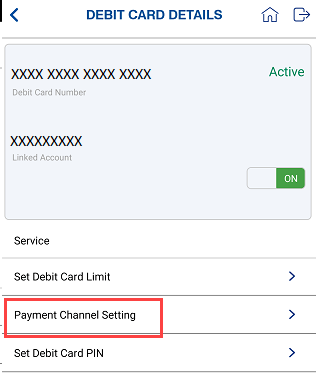 Activate Online Transaction for Indian Bank Debit Card
