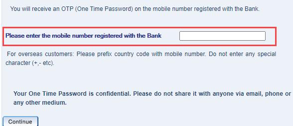 register  Activate HDFC Net Banking Online